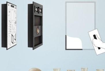 Eerste onzichtbare luidspreker voor Monitor Audio (ISE 2017)