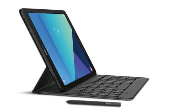 Samsung Galaxy Tab S3 en Galaxy Book