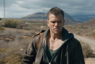 Filmreview: Jason Bourne (4K Blu-ray)