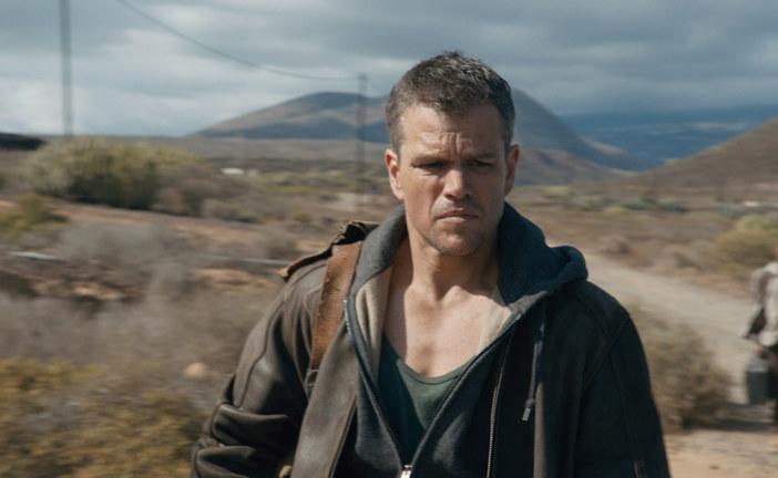 Filmreview: Jason Bourne (4K Blu-ray)