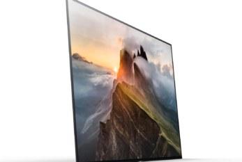 Video: dit is Sony's eerste OLED televisie