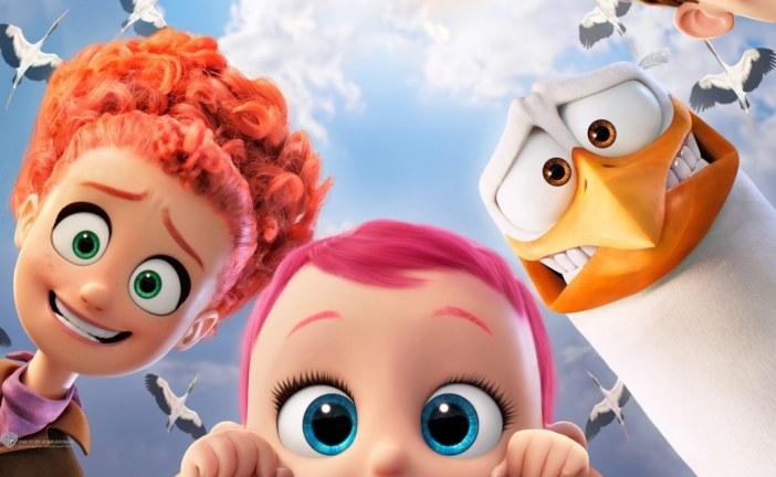 Filmreview: Storks (Ultra HD Blu-ray)