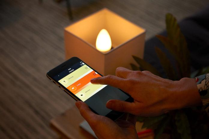 Philips Hue Candle kaarslamp E14 fitting
