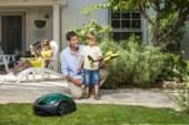 Robomow met twee robotgrasmaaiers voor kleine tuinen