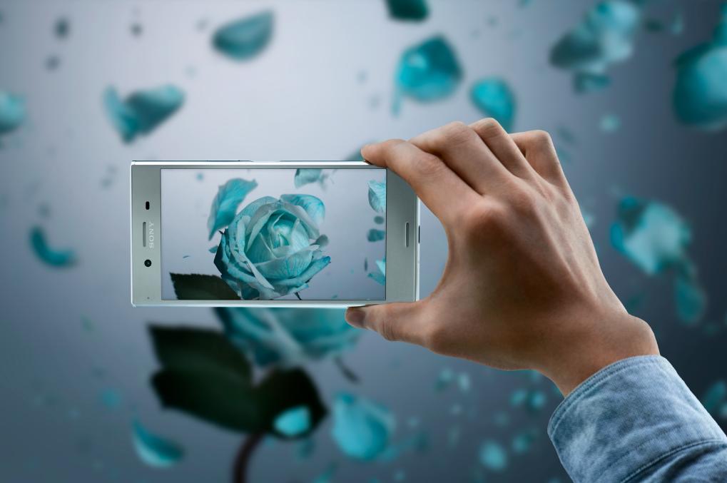 Sony met smartphone met 4K HDR-scherm (MWC 2017)