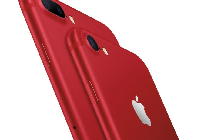 apple-iphone7-rood