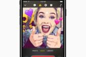 Apple met eigen app Clips voor videoberichten