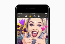iOS app Clips Apple