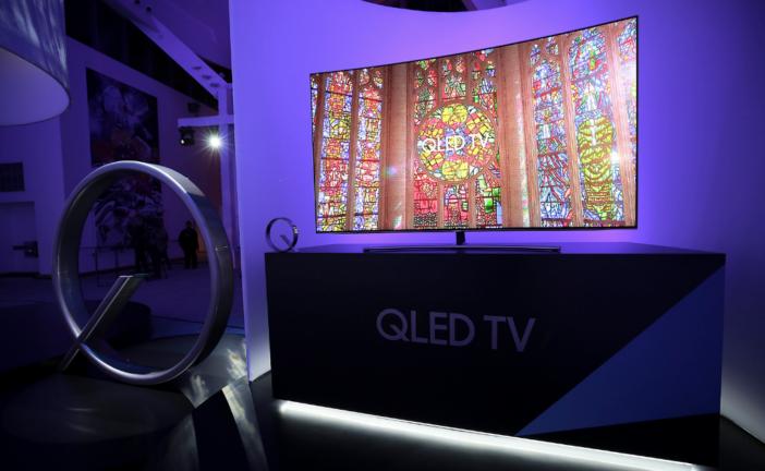 Dit zijn de QLED-televisies van Samsung voor 2017