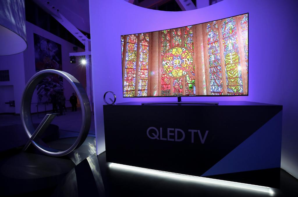 Voici Les Televiseurs QLED De Samsung Pour 2017