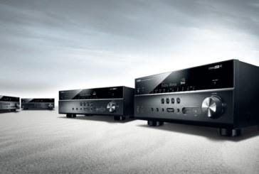 4 nieuwe Yamaha AV-receivers met multiroom MusicCast