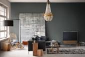 BeoVision 14 toont hoe een luxe televisie er uit moet zien
