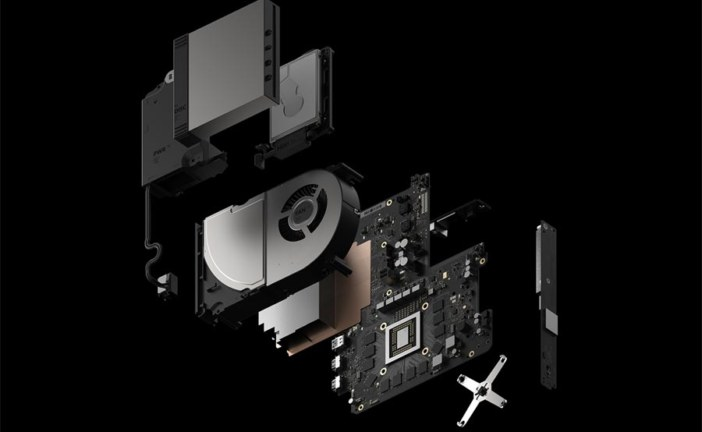 Nieuwe Xbox 'Scorpio' met 4K, HDR en Ultra HD Blu-ray