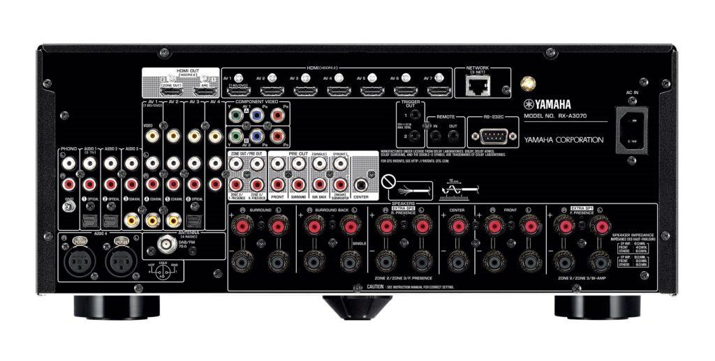 av-receiver Yamaha