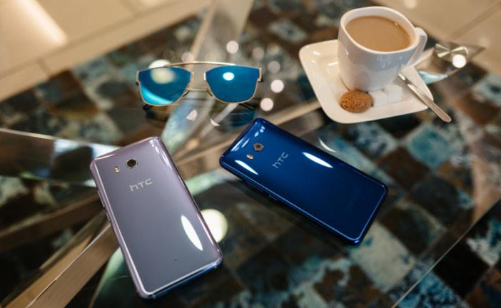 HTC U11: even knijpen in je smartphone om een foto te nemen