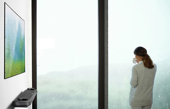 LG OLED-tv W7 nu beschikbaar in enkele Belgische winkels