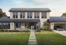 Tesla Solar Roof zonnedakpannen