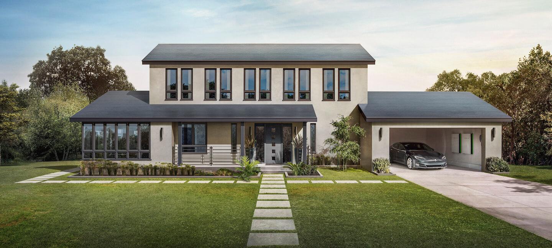 Zonnedakpannen Tesla nu te bestellen in België en Nederland