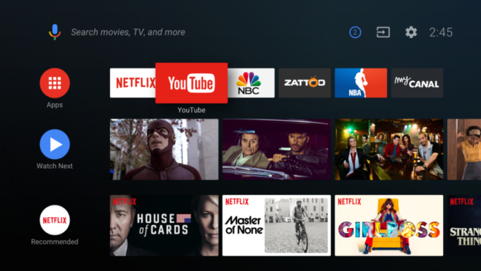 android tv 2017