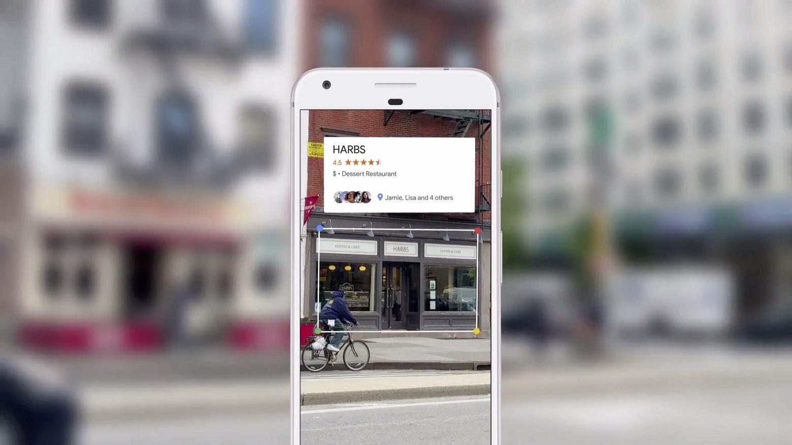Google Lens: de camera van je telefoon is de zoekmachine