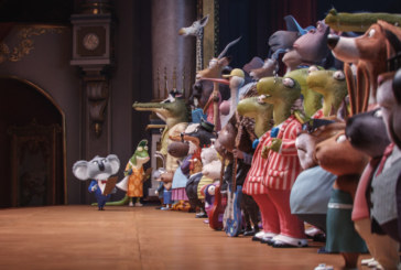 Filmreview: Sing (Ultra HD Blu-ray)
