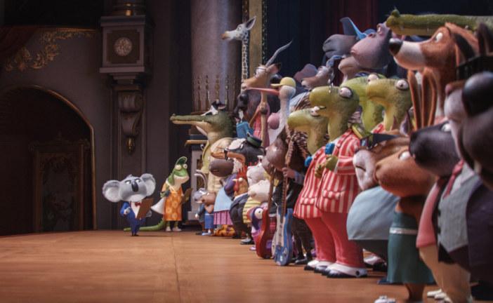 Filmreview: Sing (Ultra HD Blu-ray)