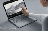Opvallend traditioneel: de Surface Laptop van Microsoft