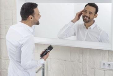 Vaderdag tip: Precisie haartrimmer met baardkam