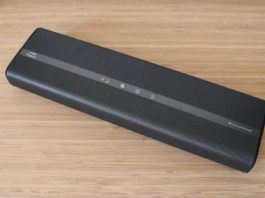 Philips soundbar Fidelio B1 review