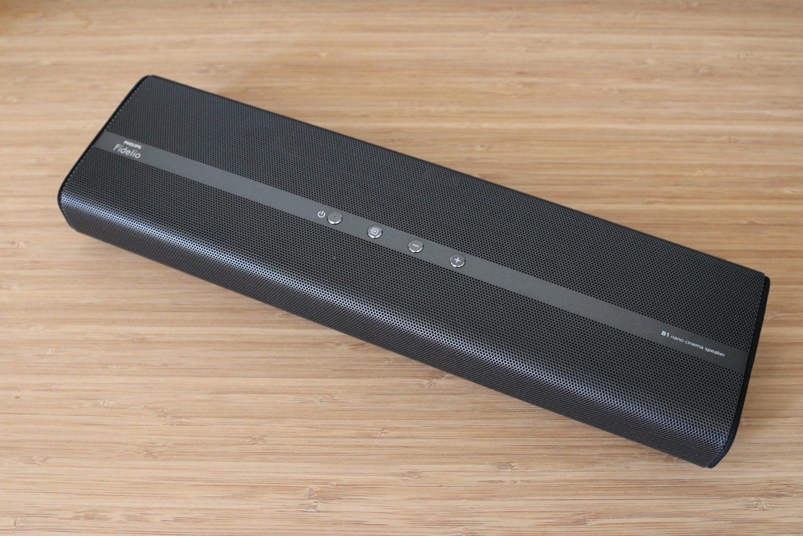 Review: Philips B1 soundbar