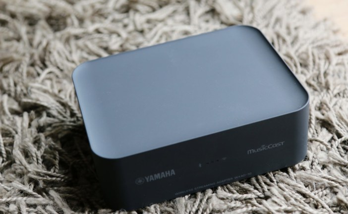Review: Yamaha MusicCast streamer WXAD-10