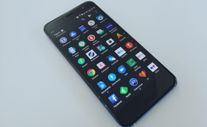 Review: HTC U11 smartphone