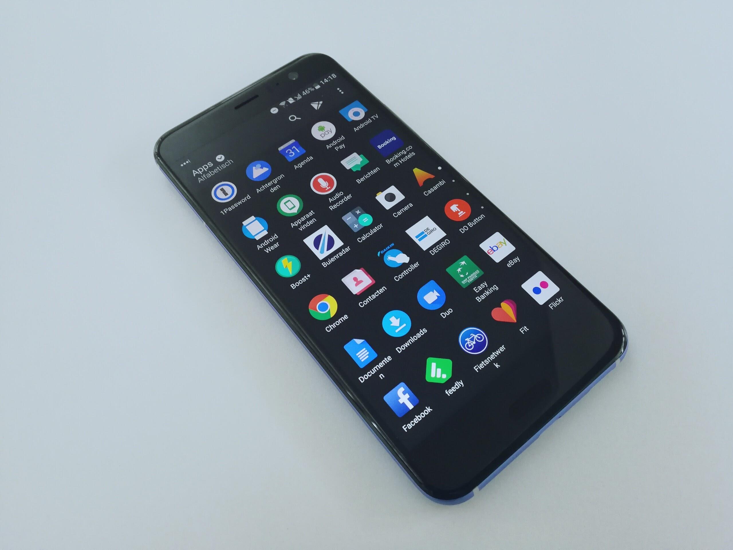 Review: HTC U11 smartphone