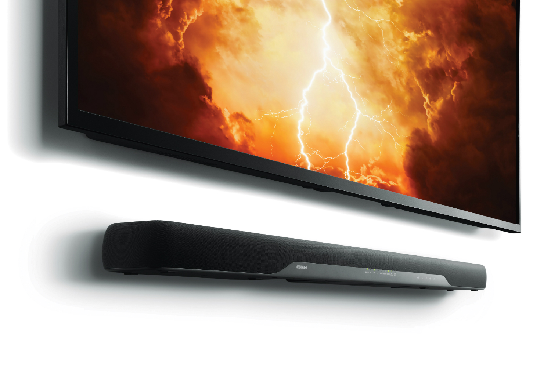 Yamaha heeft eerste soundbar met DTS Virtual:X klaar