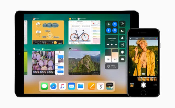 iOS 11: dit zijn de 10 belangrijkste nieuwigheden