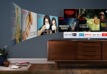 Samsung QLED televisie review QE55Q7F