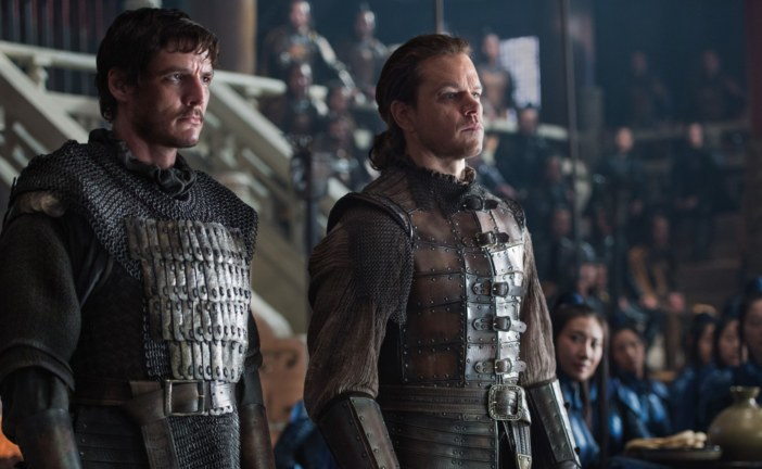 Filmreview: The Great Wall (Ultra HD Blu-ray)