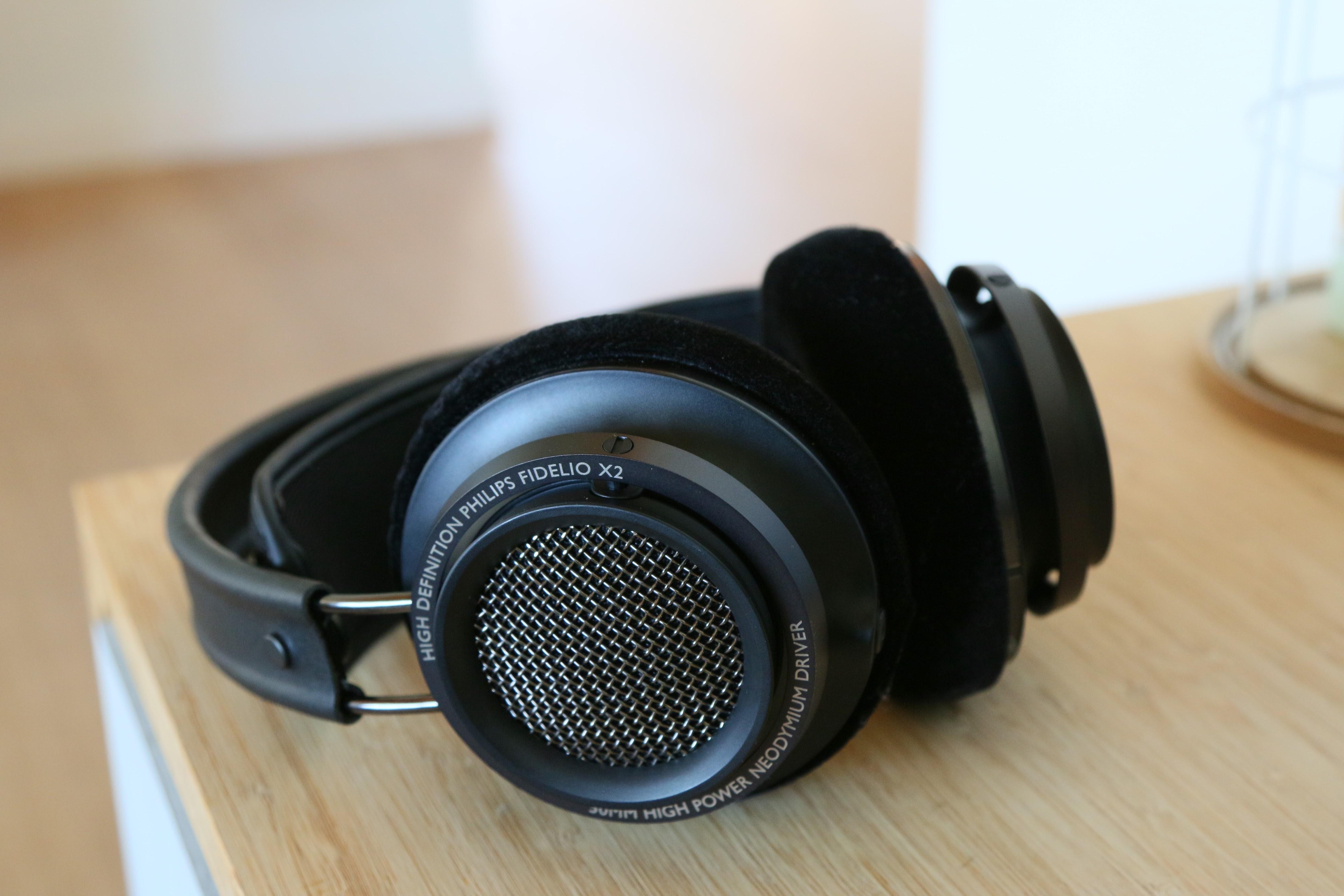 Review: Philips Fidelio X2 hoofdtelefoon
