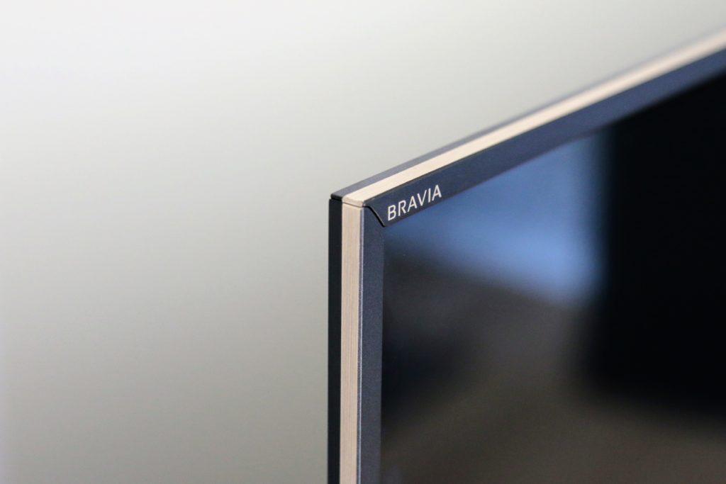 Sony 55XE9005 televisie