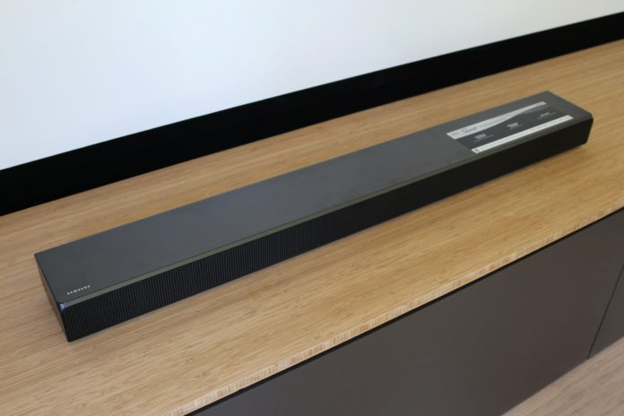 Samsung HW-MS650 soundbar review