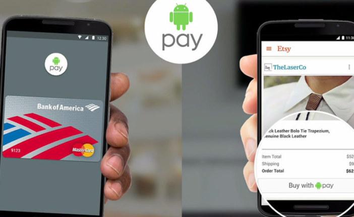 Uitgelegd: wat is Android Pay?