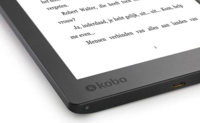 Kobo Aura H2O Edition 2: beter, lichter en nog steeds waterdicht