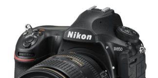 Nikon D850 full-frame spiegelreflexcamera