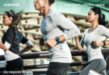 Samsung Gear Sport, IconX