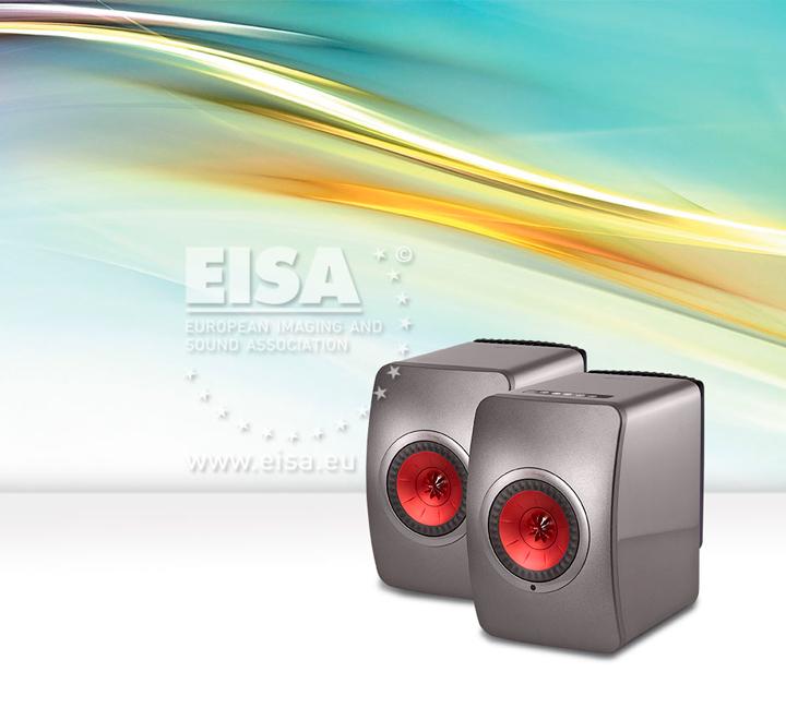 Beste draadloze luidspreker: KEF LS50 Wireless
