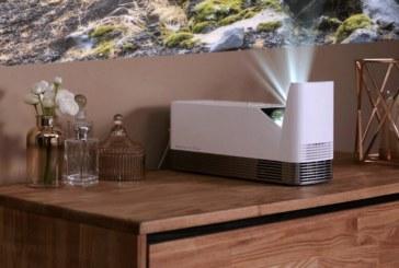 Uitbreiding compacte laser- en led-projectoren bij LG