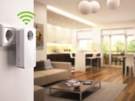 Devolo powerline Wifi adapters