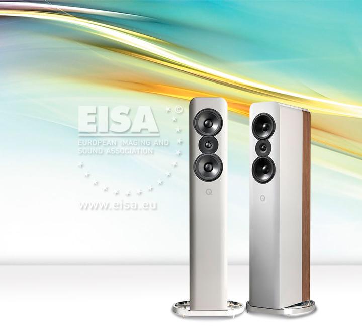 Beste vloerstaande luidspreker: Q Acoustics Concept 500