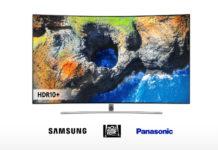 Samsung 20th Century Fox Panasonic HDR10 Plus partnership
