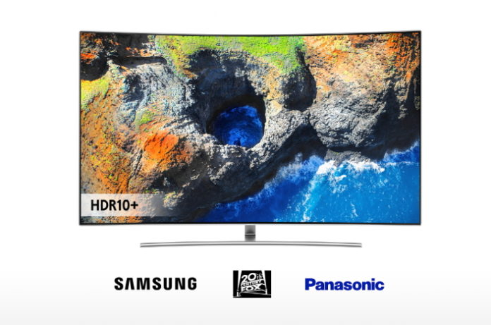 Samsung 20th Century Fox Panasonic HDR10 Plus partnership
